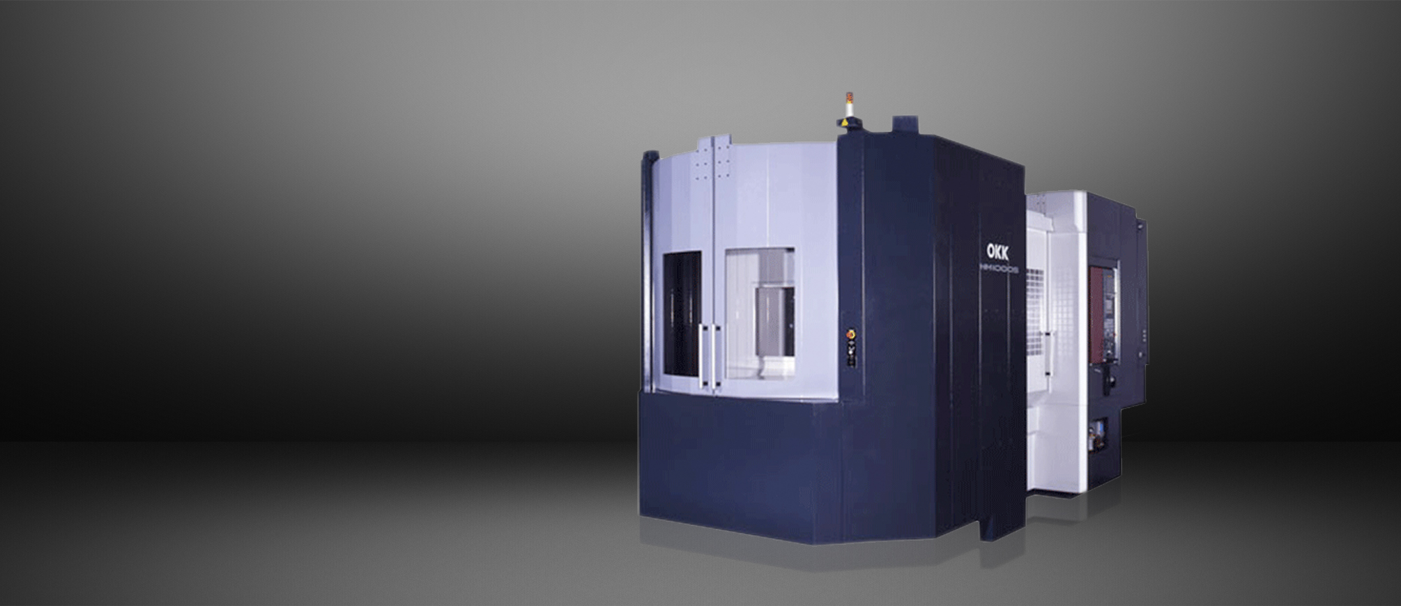 HM-1000S Horizontal Machining Centers