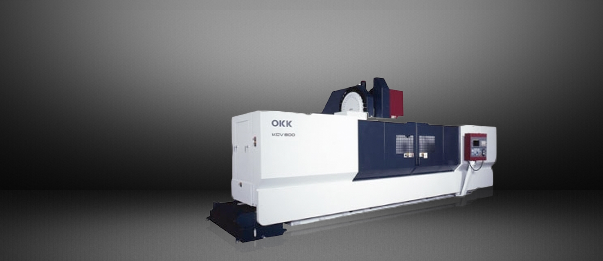 KCV-800-30L Vertical Machining Centers