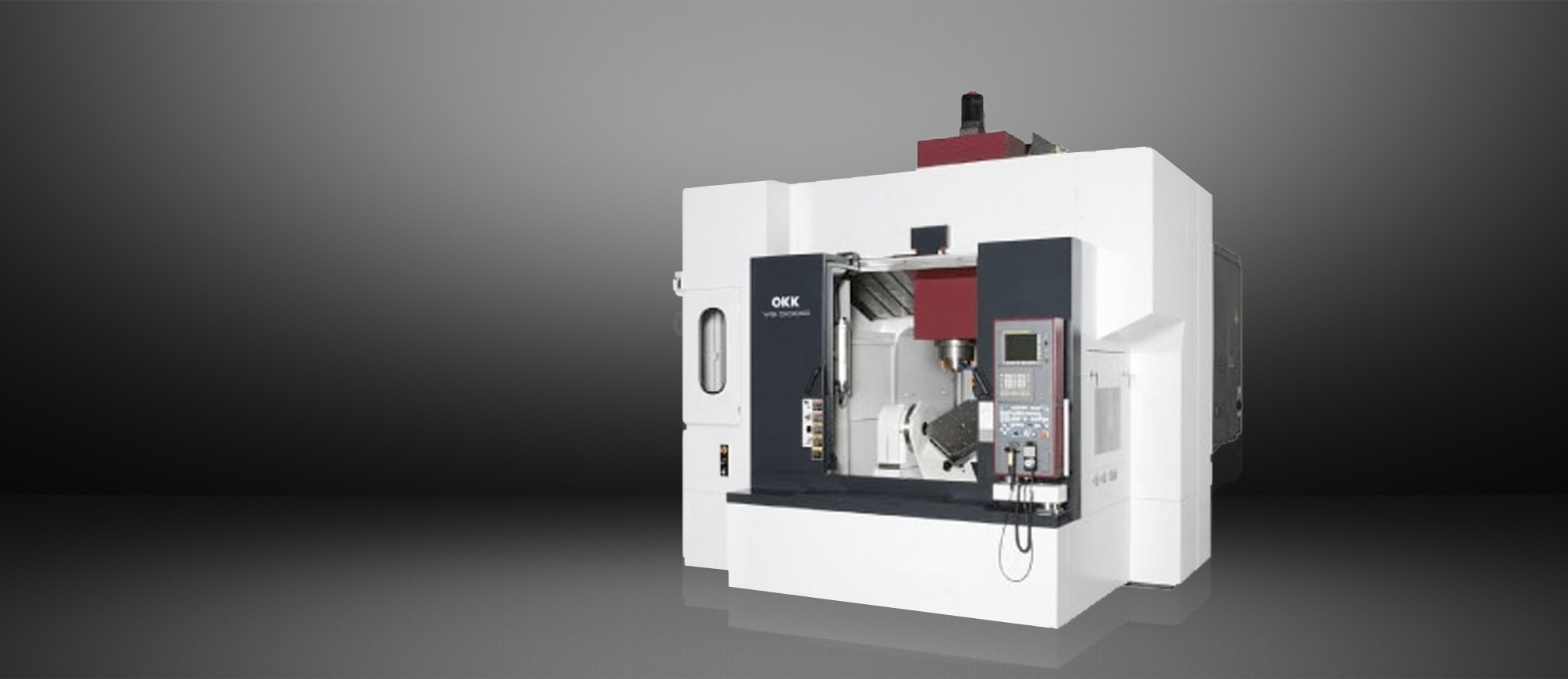 VG-5000 5 Axis Machining Centers