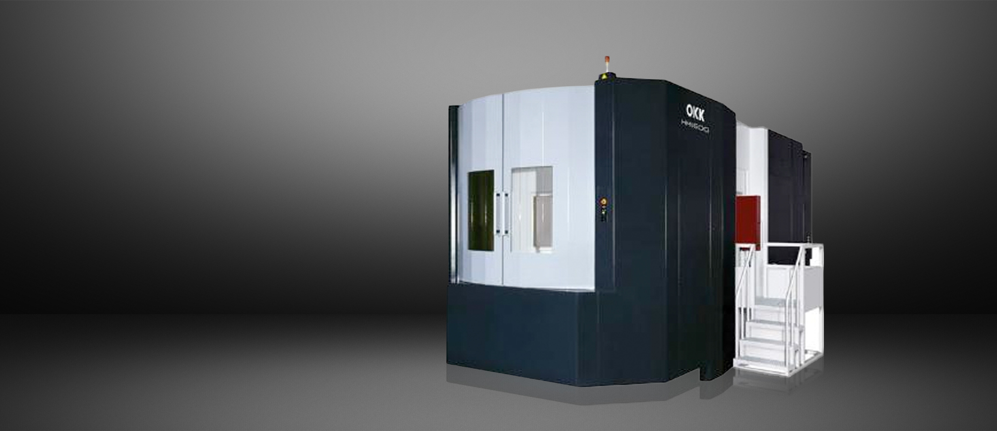 HM-1600 Horizontal Machining Centers