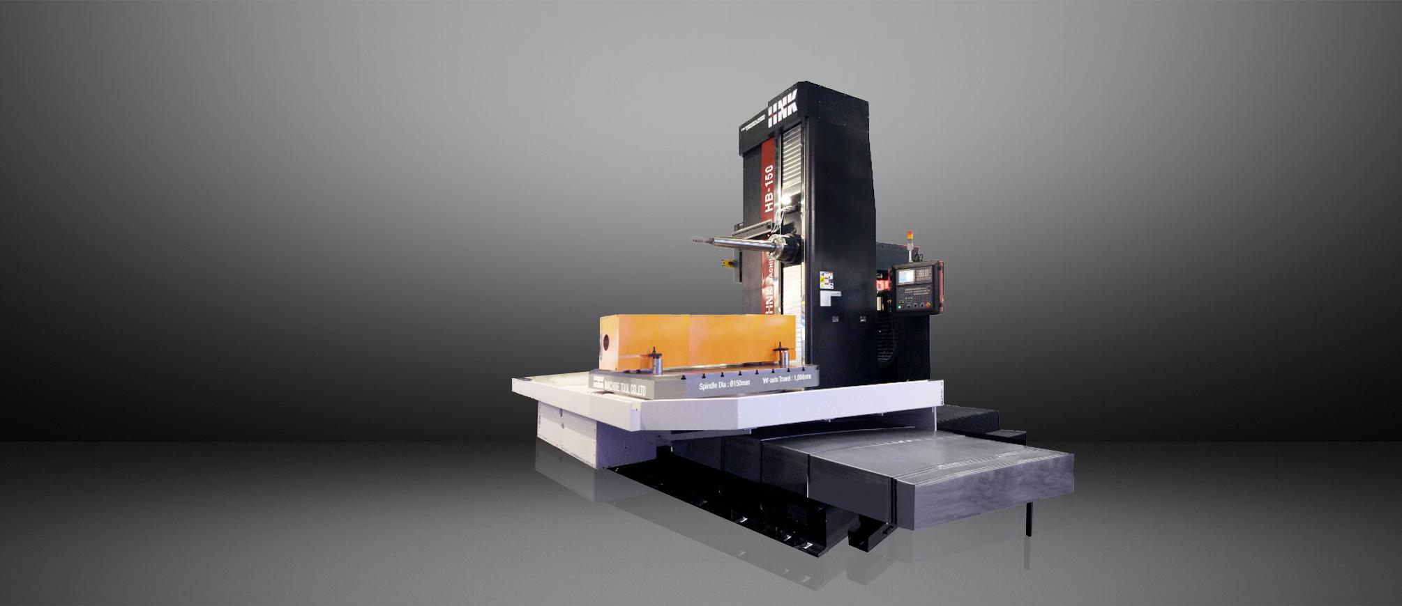 HB-150 Horizontal Boring Mills