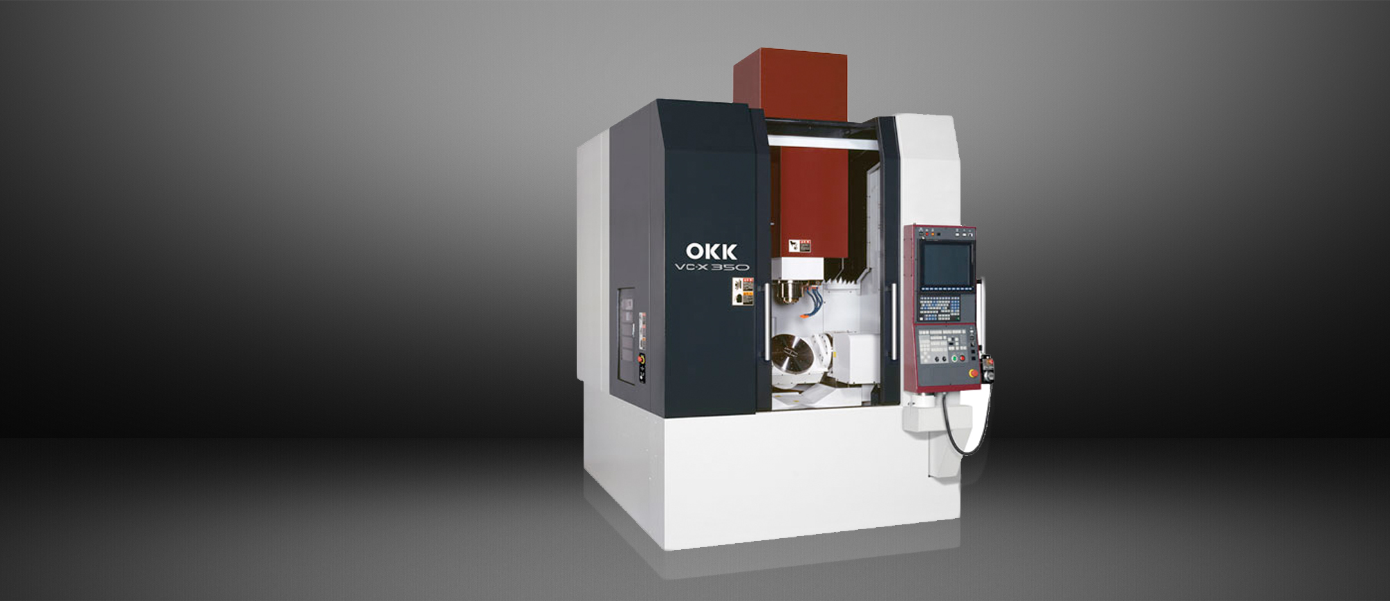 VC-X350 5 Axis Machining Centers
