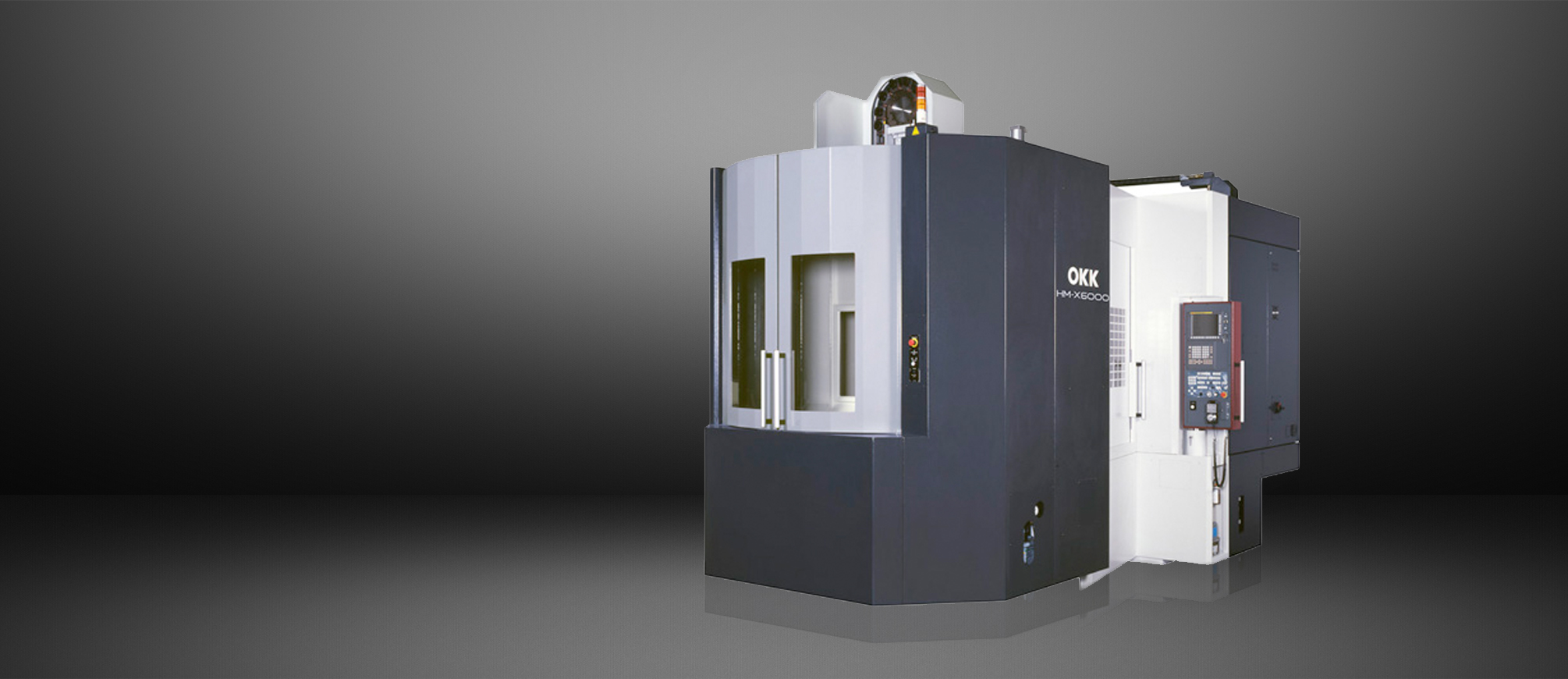HM-X6000 5 Axis Machining Centers