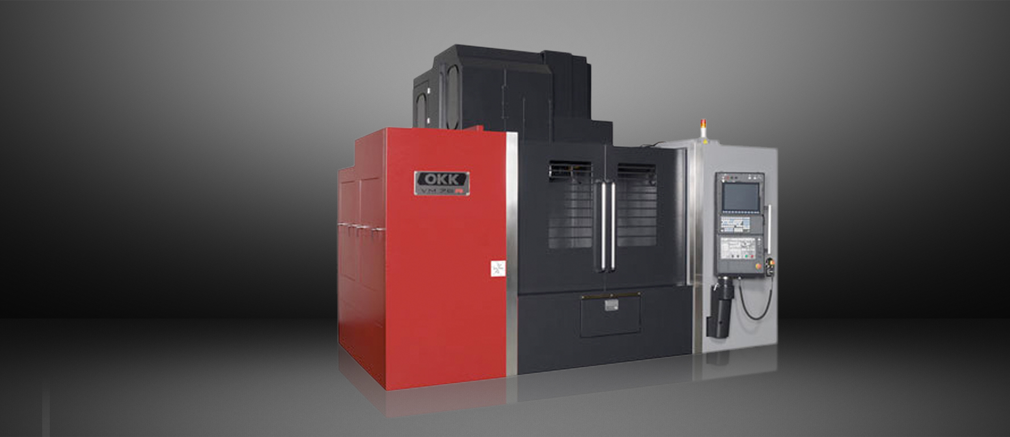VM-660R Vertical Machining Centers