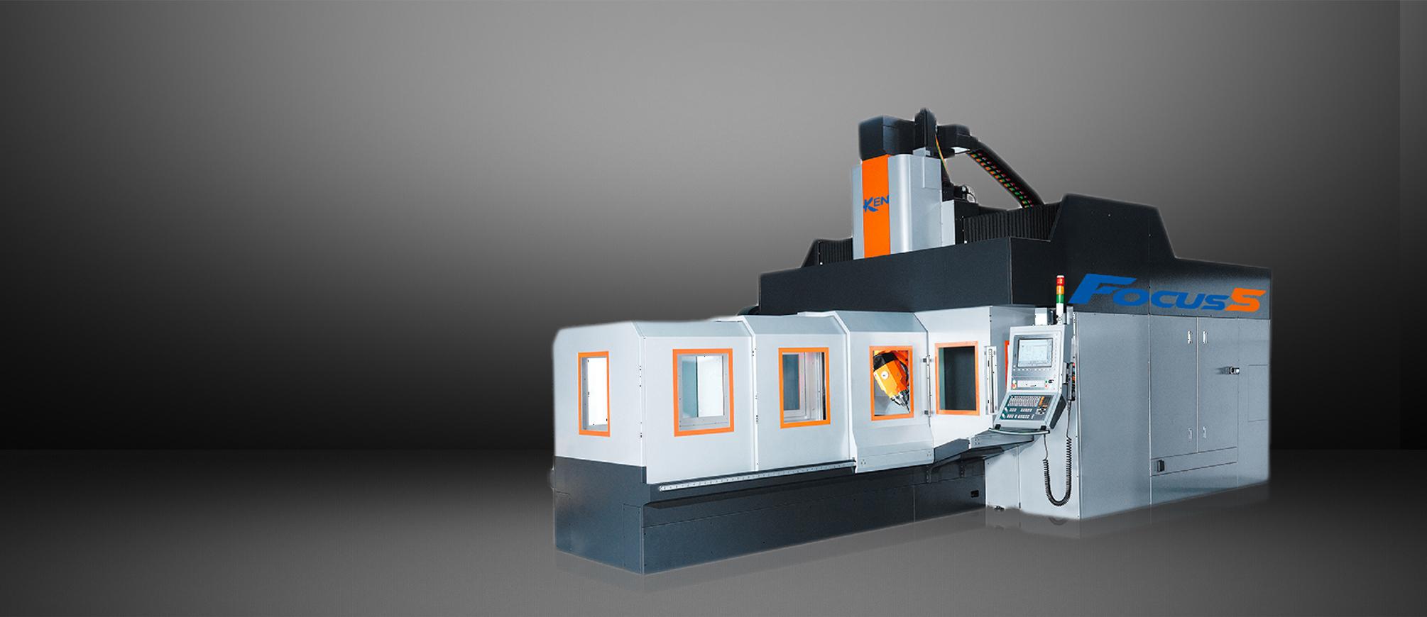 FOCUS-5 2022 Linear Motor 5 Axis