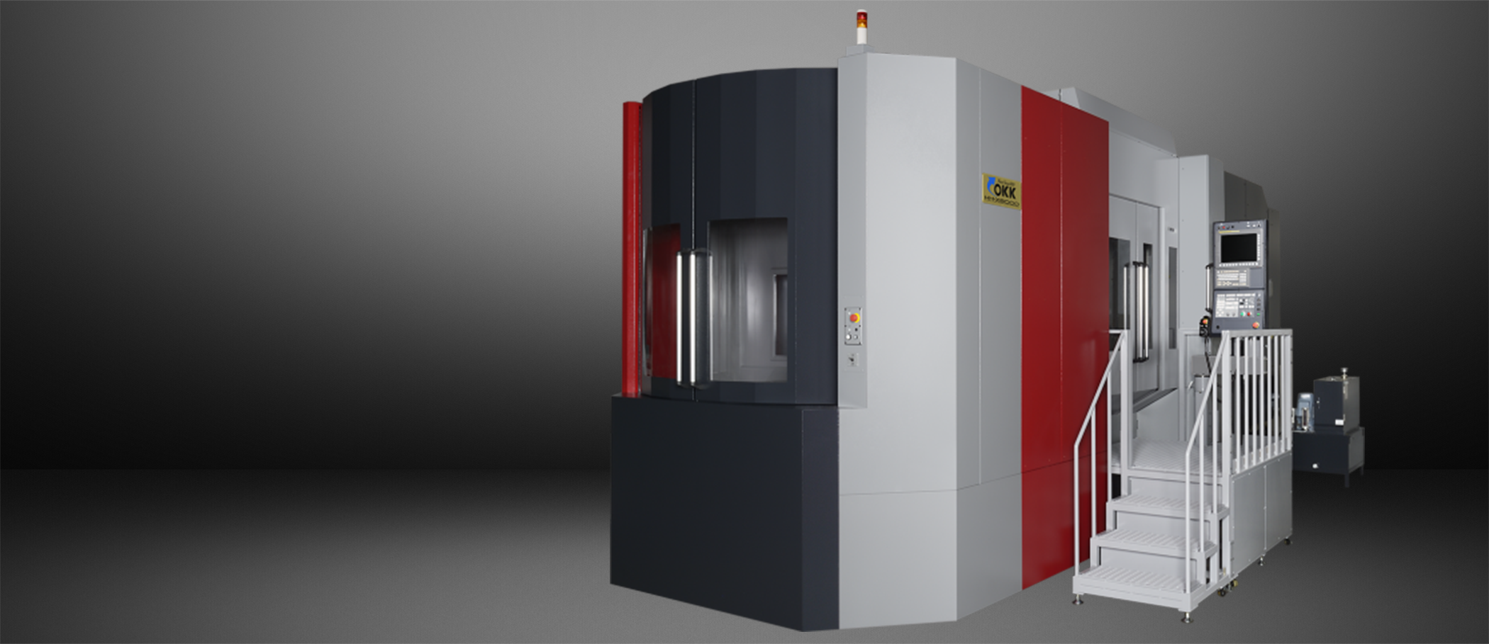 HM-X8000 5 Axis Machining Centers