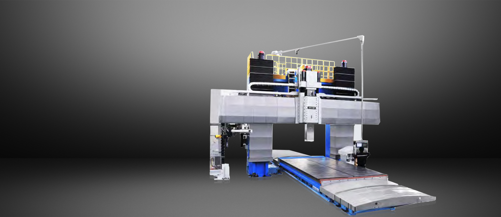 HPM-35M Vertical Lathes Twin Ram