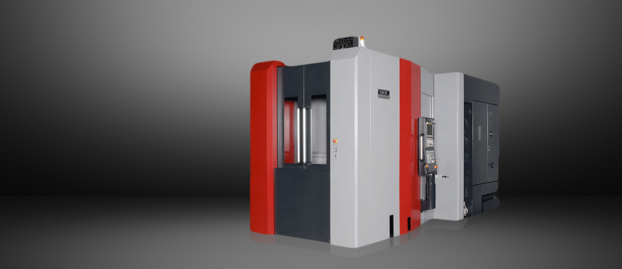 MCH-5000R Horizontal Machining Centers