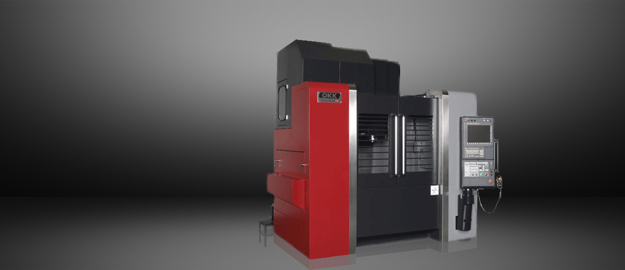 VM-43R Vertical Machining Centers