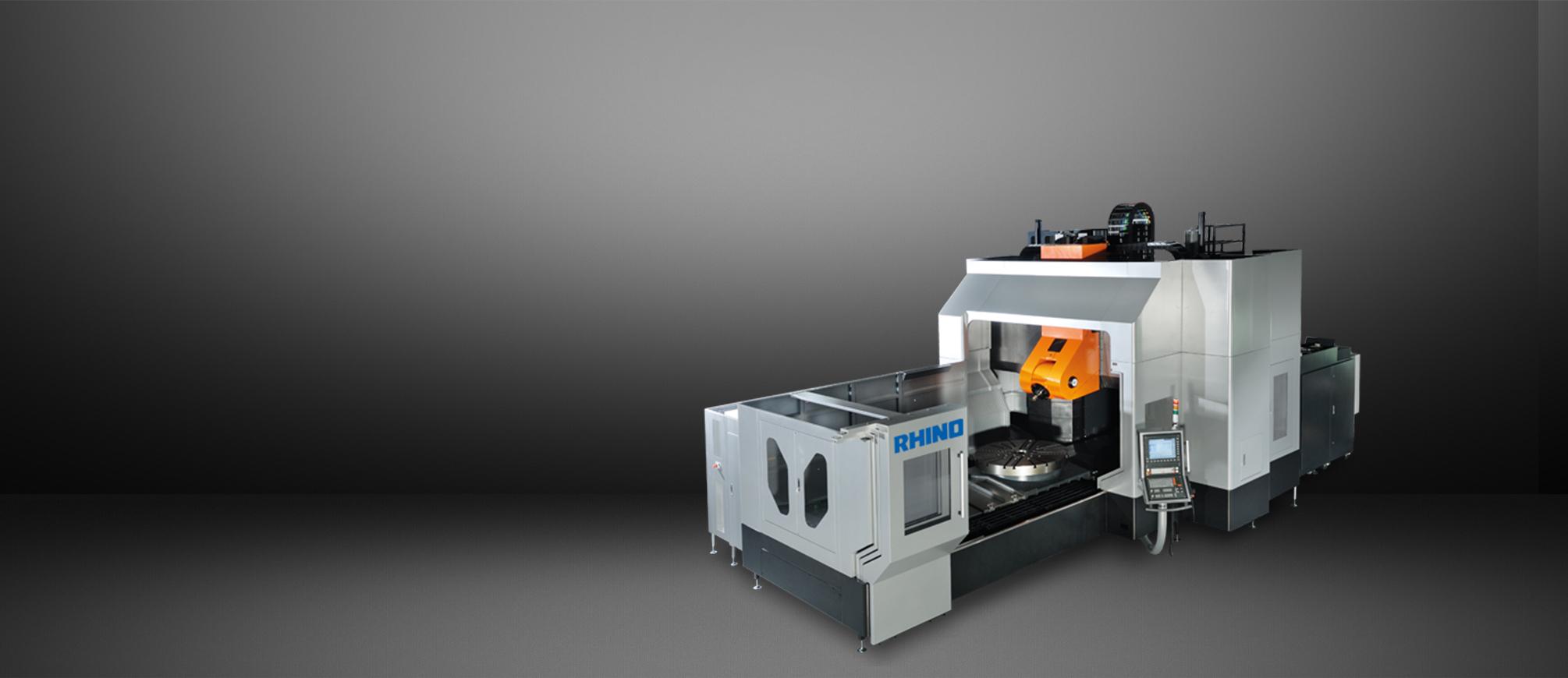 RHINO 1250 Linear Motor 5 Axis