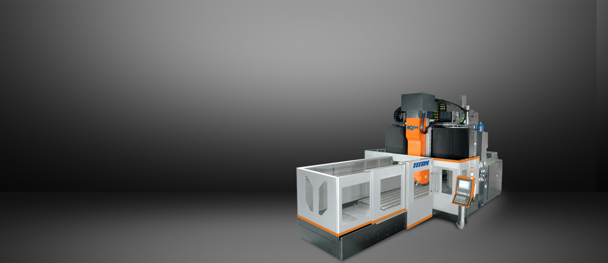 TITAN 3450 Linear Motor 5 Axis
