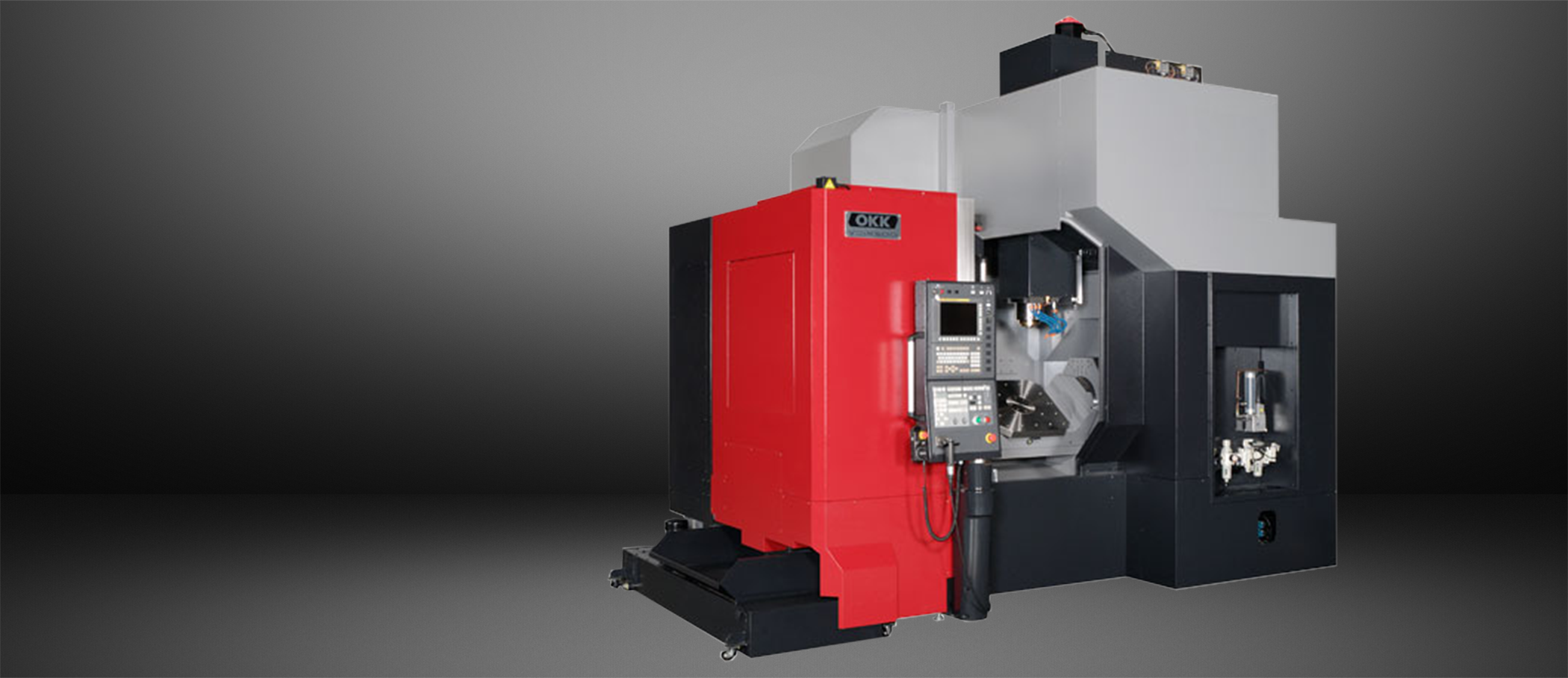 VC-X500 5 Axis Machining Centers
