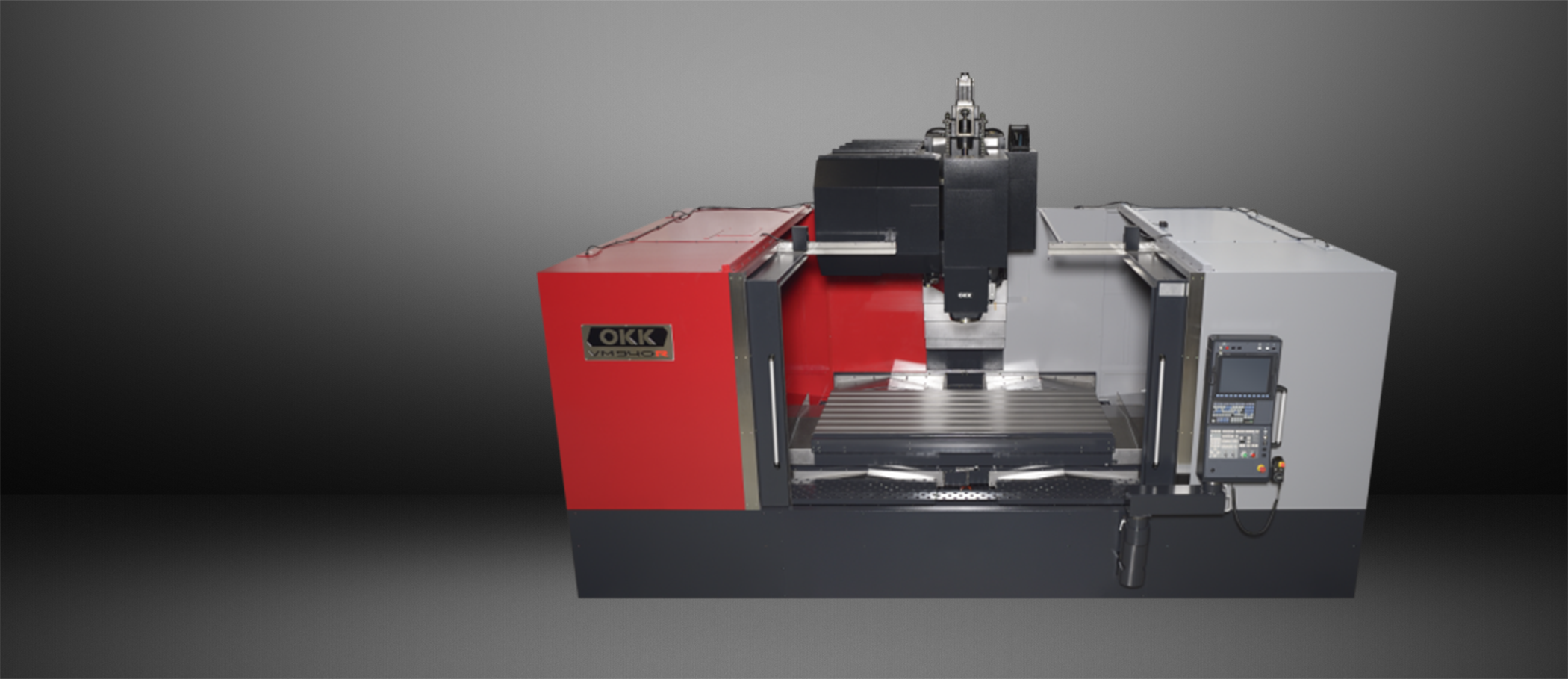 VM-940R Vertical Machining Centers