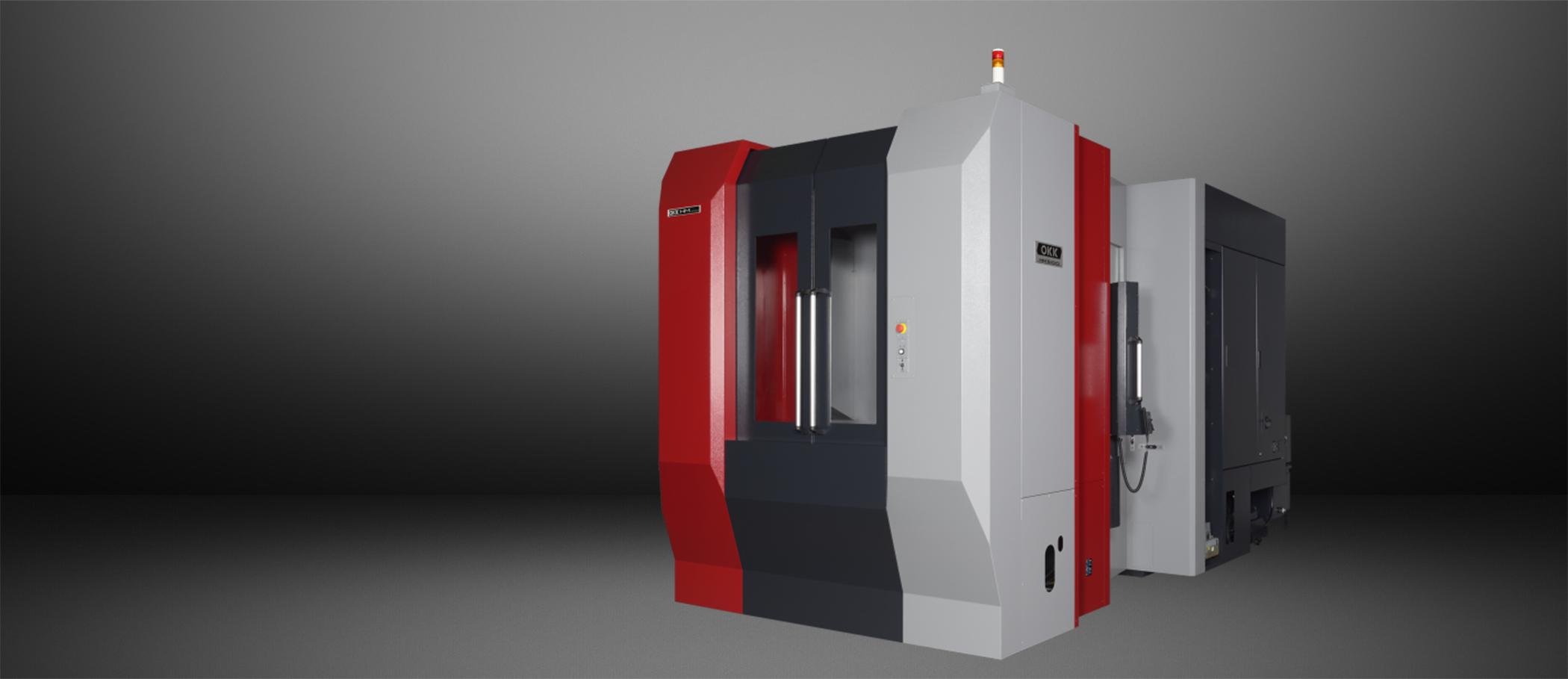HM-6000S Horizontal Machining Centers