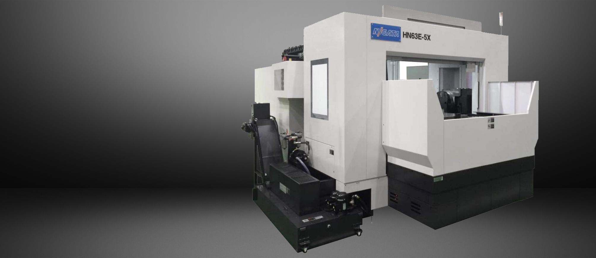 HN63E-5X Horizontal Machining Centers