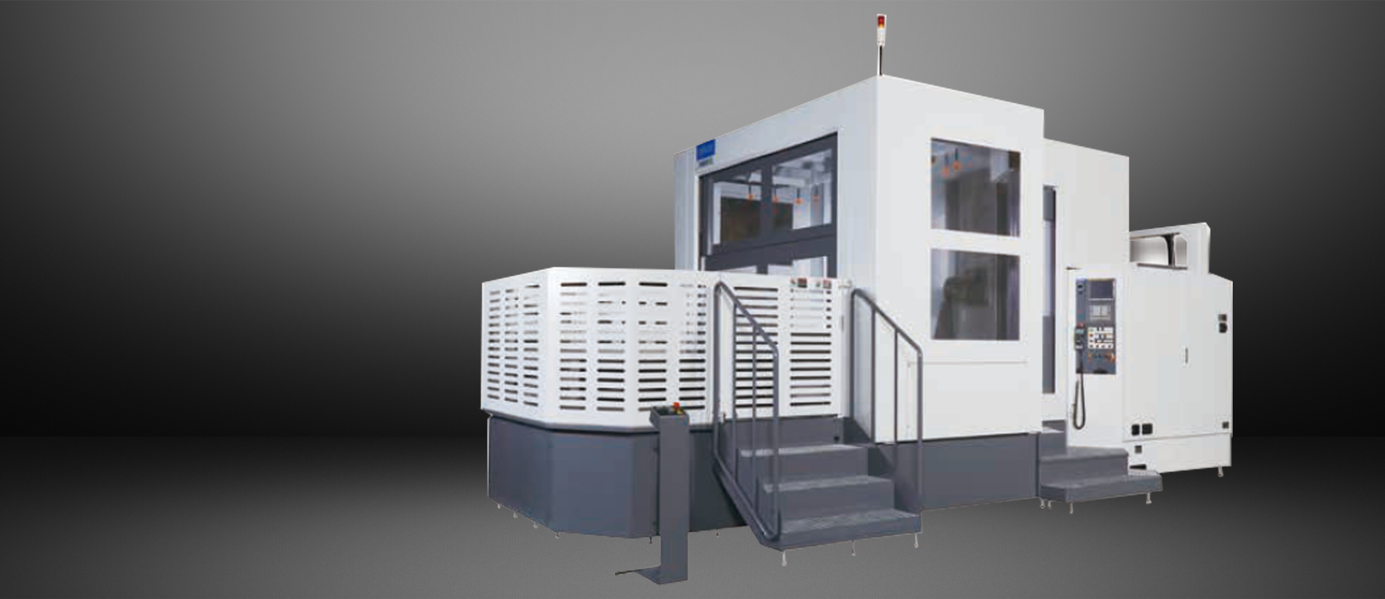 HN80D-II BAR Horizontal Machining Centers
